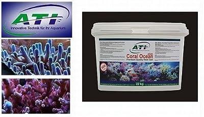ATI Aquaristik Coral Ocean plus Sel marin pour aquarium