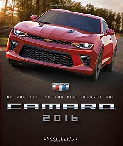 Camaro 2016: Chevrolet's Modern Performance