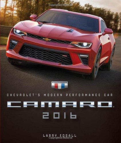 Camaro 2016: Chevrolet's Modern Performance Car - Racing Chevrolet