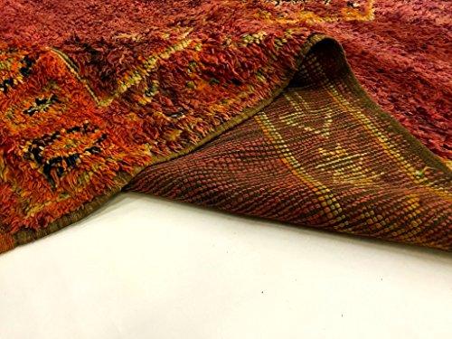 Tappeti Kilim Marocco : Trendcarpet marocchino berbero tappeto kilim azilal 455 x 195 cm