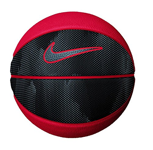 Nike Swoosh Skills Basketball 3 black/university red/university red/cool grey (Basketball Nike Ball Outdoor)
