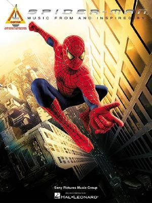 [(Spider Man: Music from and Inspired by Gtab)] [Author: Hal Leonard Publishing Corporation] published on (September, 2002)
