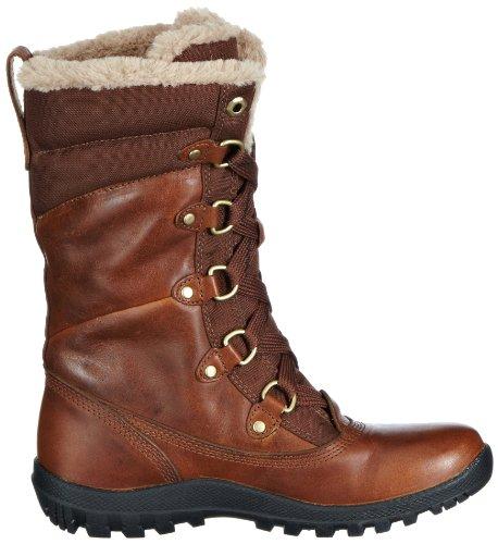 Timberland  Mount Hope FTW_Mount Hope Mid F/L WP Boot,  Stivali da neve donna Marrone