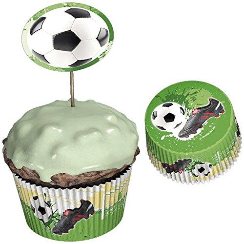 Muffinset Fußball 48 teilig - 4
