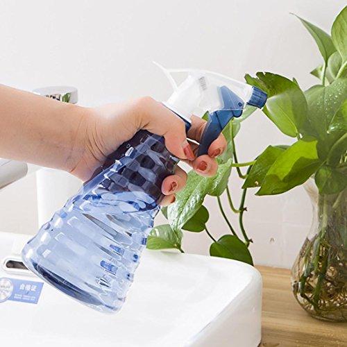 gaddrt Push-Typ Spray Rotary Nozzle Einstellbare Wasserflasche (B)