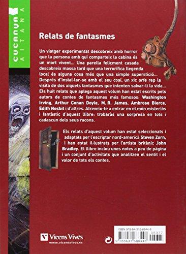 Relats De Fantasmes-cucanya Aitana (Col.lecció Cucanya Aitana) - 9788431688448