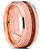 Best Metal Masters Wedding Rings - Metal Masters Co. Tungsten Carbide Rose Tone Plated Review
