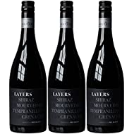 Peter Lehmann Layers Red Barossa Valley 2014 Wine, 75 cl (Case of 3)