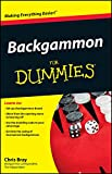 Backgammon For Dummies (English Edition)