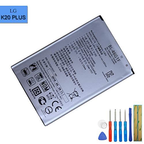 E-yiviil BL-46G1F - Batería Repuesto Compatible LG