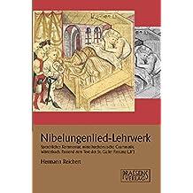 """Nibelungenlied-Lehrwerk: Sprachlicher Kommentar, mittelhochdeutsche Grammatik, Wörterbuch. Passend zum Text der St. Galler Fassung (""""B"""")"""