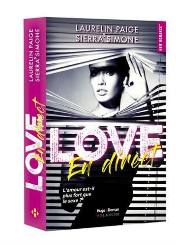 Love en direct par Laurelin Paige