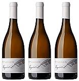 Studier Weissburgunder & Chardonnay Lignum 2014 Trocken (3 x 0.75 l)