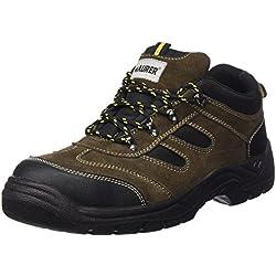 Maurer 15011608 - Zapatos seguridad tiberina S1P, tamaño 46