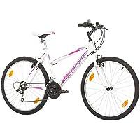 BIKE SPORT LIVE ACTIVE 26 Zoll Bikesport Adventure Mädchenfahrrad Damen Fahrrad Mountainbike, Shimano 18 Gang