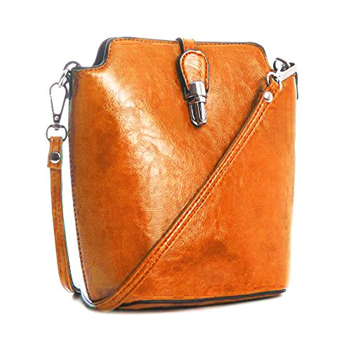 YourDezire , Damen Tote-Tasche orange