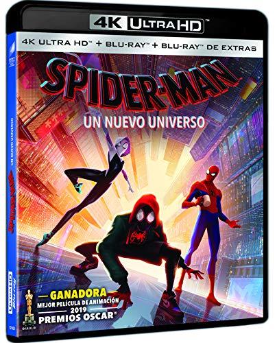 Spiderman: Un Nuevo Unive