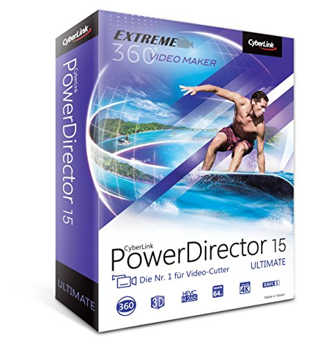 CyberLink PowerDirector 15 Ultimate