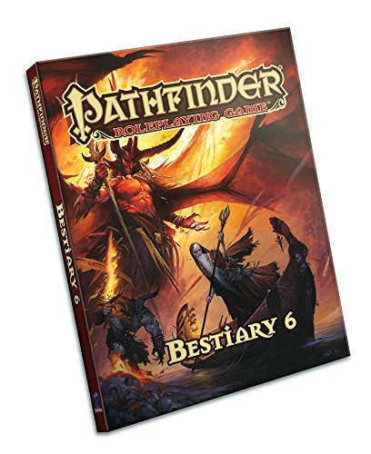 Pathfinder Roleplaying Game: Bestiary 6 (Roleplaying Game Pathfinder)
