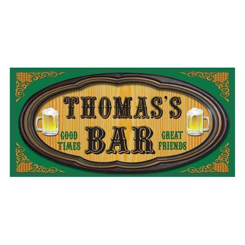 Boxer Thomas Bar Schilder