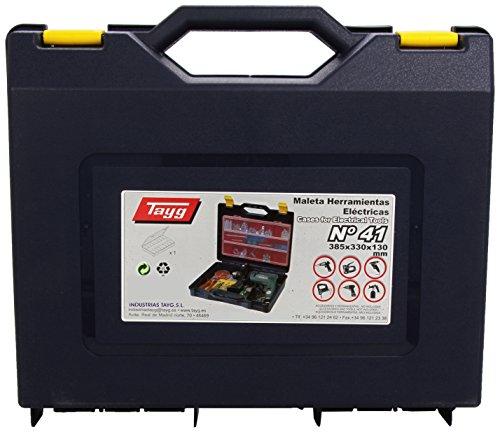 Preisvergleich Produktbild Koffer für Elektrowerkzeuge Maschinenkoffer Tacker Säbelsäge Akku-Bohrmaschine