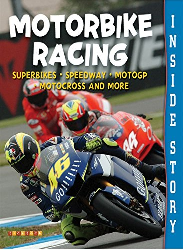 Inside Story: Motorbike Racing por TickTock Books