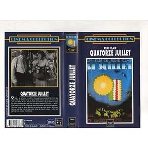 Quatorze Juillet [VHS]