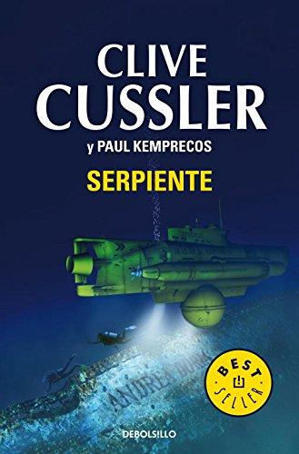 Serpiente (Archivos NUMA 1) (BEST SELLER)