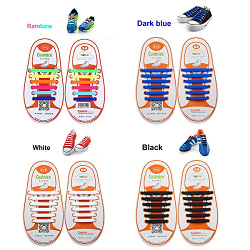 coolnicer-4-paires-lacets-en-silicone-elastique-sans-lacage-etanche-pour-enfant-multicolore-bleu-fon