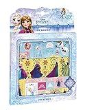 Totum - BJ680203 - Aufkleber-Set–Die Eiskönigin Disney