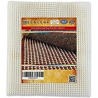 Bedecor Base Antideslizante para Alfombras,Corte Simple,Fácil de Limpiar (200 x 80cm)