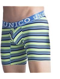 Mundo Unico - Boxer - Homme vert Grün, Blau