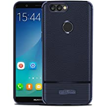 Instanttool Huawei P Smart Case,Full Protective Shock Absorbing Slim Case Series Cover for Huawei P Smart