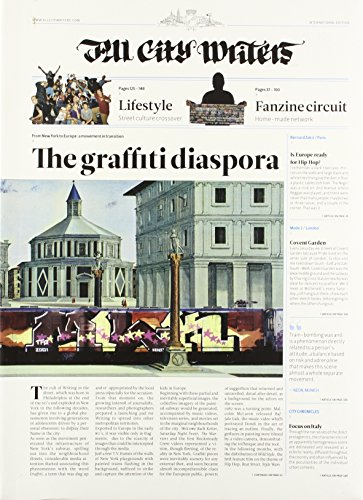 All city writers pb edition par Andrea Caputo