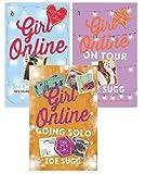 Girl Online 3 books collection (Girl Online ,Girl Online: On Tour, (HB )Girl Online: Going Solo )