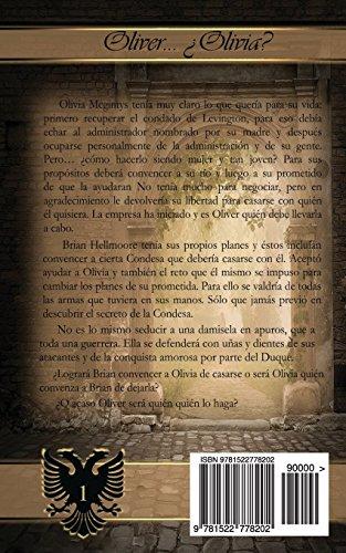 Oliver... ¿Olivia?: El Deseo y la pasión luchan contra la razón: Volume 1 (Familia Hellmoore)