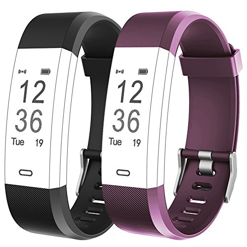 Rayfit Pulseras Repuesto Fitness Tracker ID115Plus
