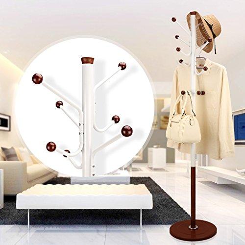 SKC Lighting-Porte-manteau Porte-manteaux en alliage d'aluminium racks de vêtements simples cintres simples étagères étagères salon de la chambre assemblage créatif