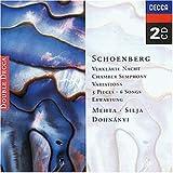 Schoenberg: Verklarte nacht / Chamber symphony / Variations / 5 pieces, 6 songs / Erwartung