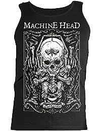 Machine Head catharsis - Moth - Men - Tank Top - Shirt