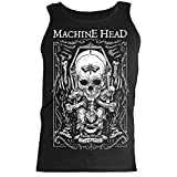 Machine Head - Catharsis - Moth - Men - Tank Top - Shirt Größe XL