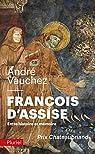 François d'Assise : Entre histoire et mémoire par Vauchez
