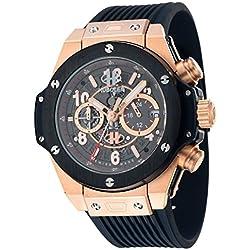 HUBOLER Men's Quartz Fashion Arder Wrist Watch HYG-001