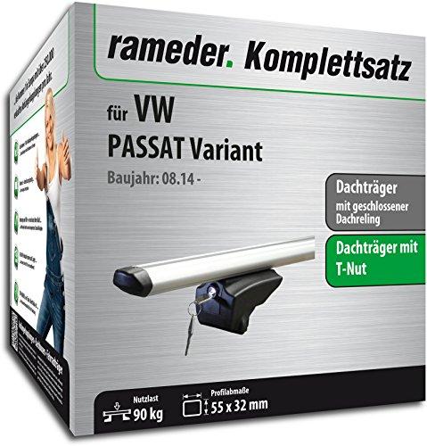 Rameder Komplettsatz, Dachträger Pick-Up für VW Passat Variant (111287-12918-38)