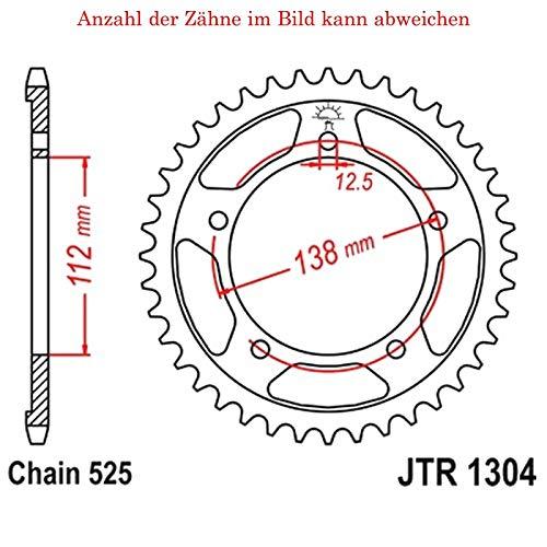 jtSprockets Kettenrad CBR 900 RR Fireblade 1996-1999 44 Zähne JTR1304-44 -