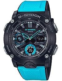 Casio Mens Analogue-Digital Quartz Watch with Resin Strap GA-2000-1A2ER