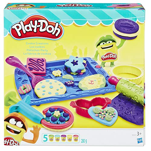 Hasbro Play-Doh B0307EU8 - Plätzchen Party Knete,