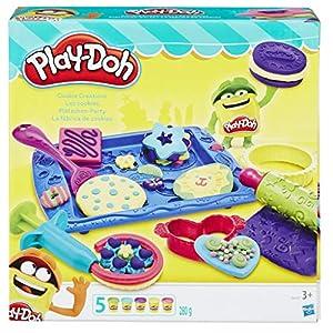 Play-Doh- Fábrica de Galletas, Multicolor, única (Hasbro B0307EU8)