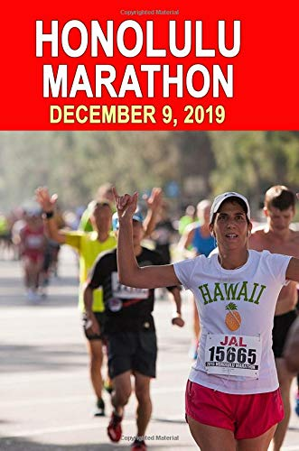 Honolulu Marathon: Runners Training Journal, Composition Notebook Diary, College Ruled, 150 pages por Honolulu Marathon