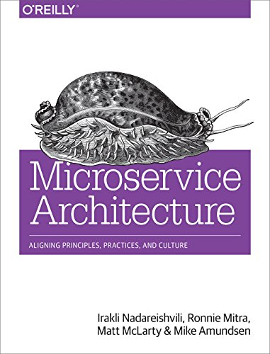 Microservice Architecture: Aligning Principles, Practices, and Culture (English Edition) por Irakli Nadareishvili